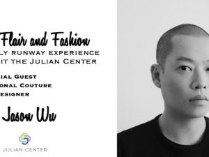 Fare, Flair and Fashion: The Julian Center Hosts Guest-Judge Jason Wu for Runway Event to Benefit Survivors of Domestic and Sexual Abuse